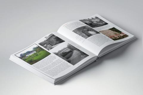 Trengwainto book, open