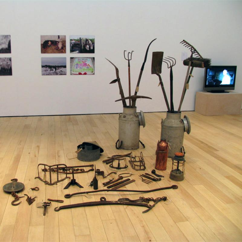 Farming Families Exhibition at Newlyn Art Gallery