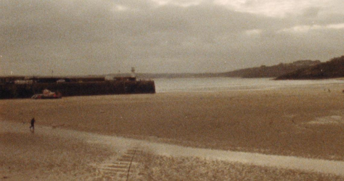 Still from Fishermen's Lodges film